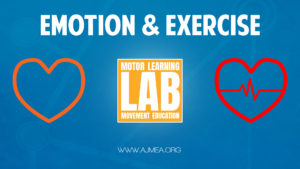 emotion exercise